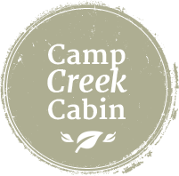 Camp Creek Cabin Logo